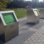Podzemní kontejnery CITY Q - Dlouhá Loučka
