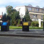 Underground containers CITY Q - Šternberk